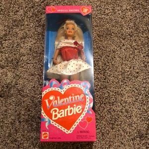 COPY - 1995 Valentine Barbie